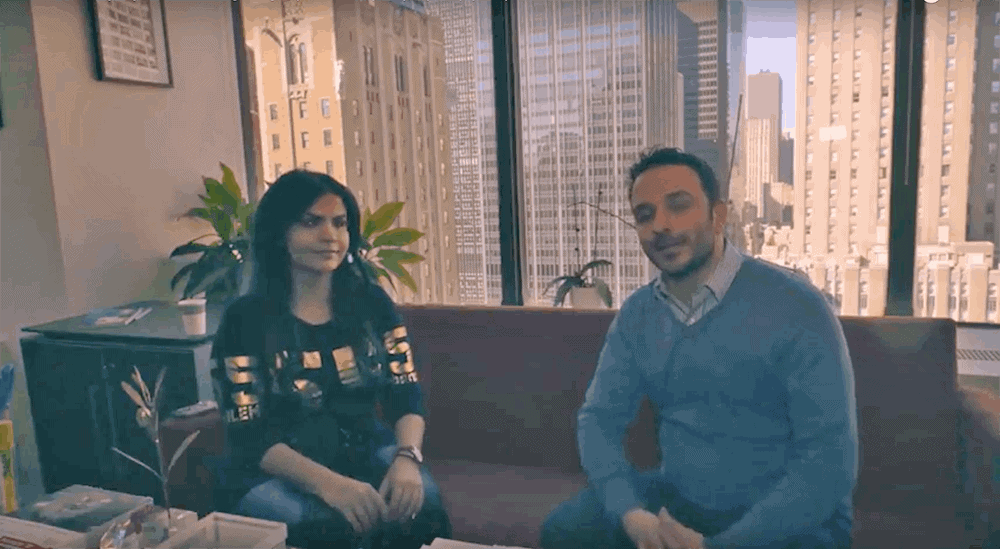 Συνέντευξη της Vasi Karageorge (Βασιλική Καραγεωργίου)