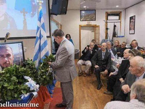 Εκδήλωση Τιμής για τον Ήρωα Κατσίφα με επεισόδια Αλβανών – Λακωνική Ομοσπονδία