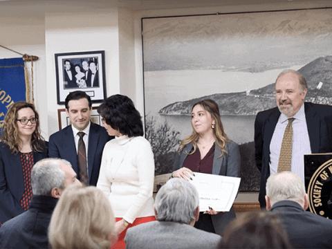 Υποτροφίες φοιτητών 2019 – Σύλλογος Καστοριεων «Ομόνοια» Νέας Υόρκης