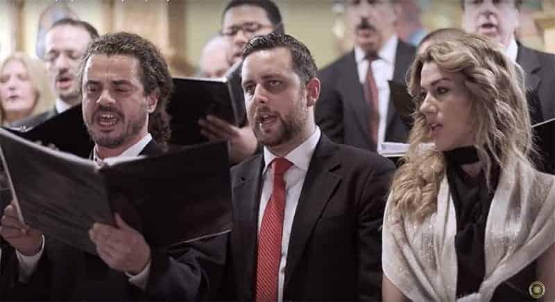 Κάλαντα (Χορωδία Παγκυπρίου) 2018